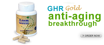 Order GHR Gold anti aging supplement, Fortified with Vitamin B
